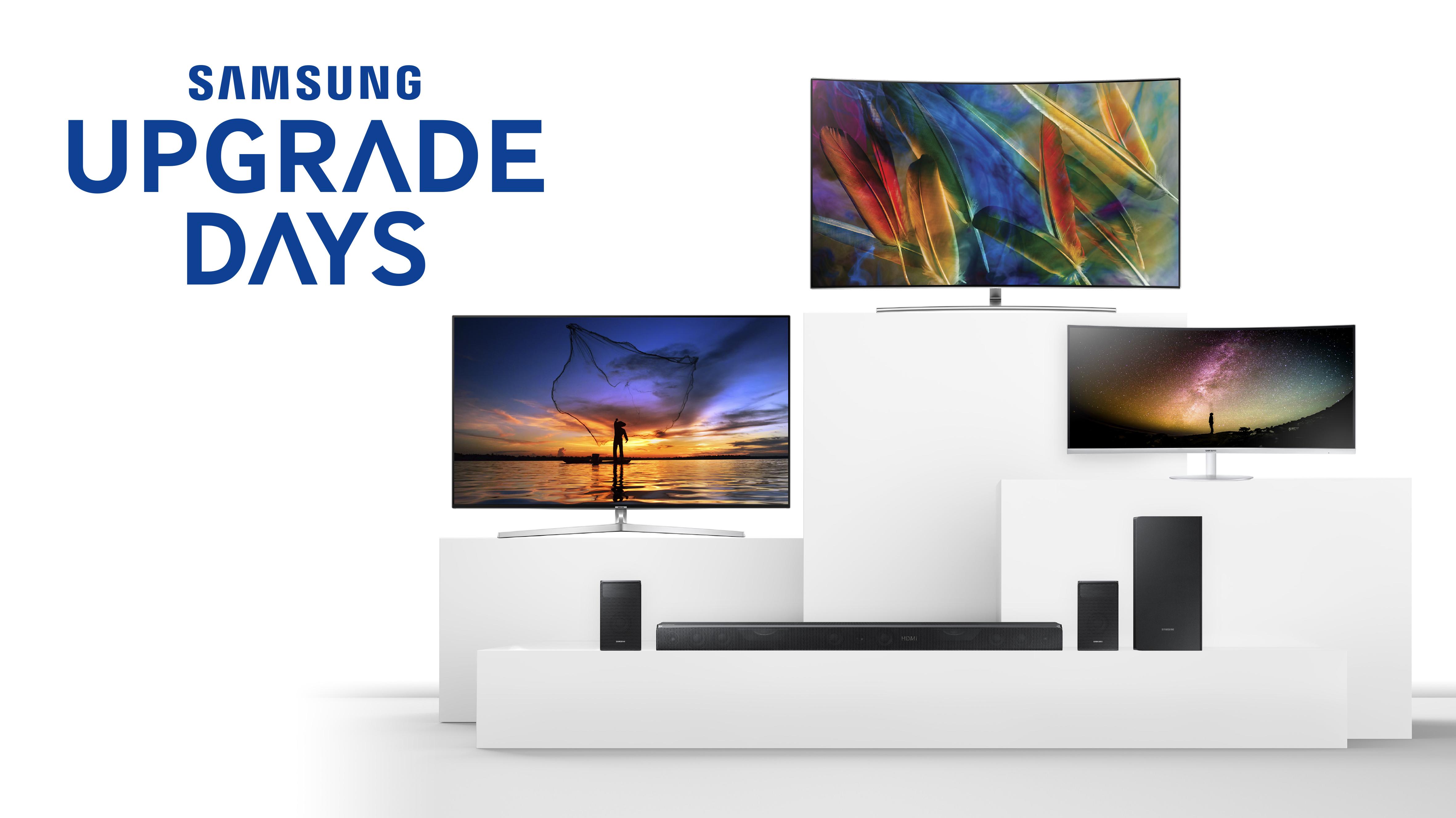 Samsung <br> Upgrade Days